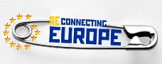 Reconnecting Europe logo